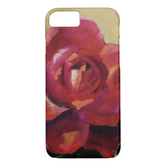 iPhone Barely There Case with Red Rose