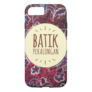 iPhone Batik Case