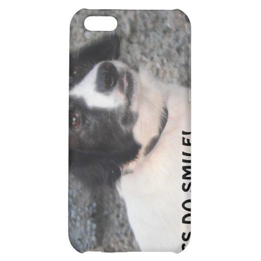 Iphone Case 4/4 Sprollie Smiling iPhone 5C Case
