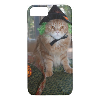 IPhone Case 6/6s Slim Maine Coon Witch Cat