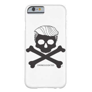 iPhone case 6/6s - white with black logo