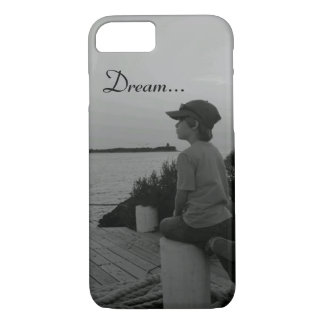 "iPhone Case - ""A young man dreams"""