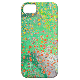 iPhone Case - Abstract Design - Spring Meadow