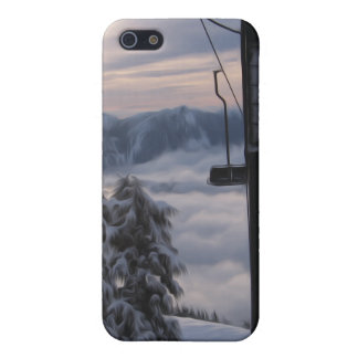 iPhone Case - Chair 2 Alpental iPhone 5/5S Cover