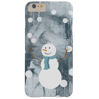 iPhone Case - Dancing Snowman