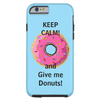 iPhone Case Donuts