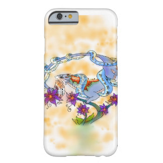 iPhone Case-Dream Scrolls Dragon Barely There iPhone 6 Case