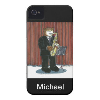 iPhone Case for Saxophone Player