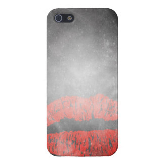 iphone case - frost and lips