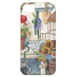 iPhone Case Gardener's Potting Bench