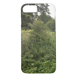 """iPhone case """"Green nature """""""