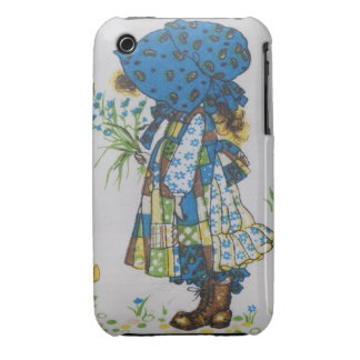 iPhone Case - Holly Hobbie Doll for Little Miss. Case-Mate iPhone 3 Case