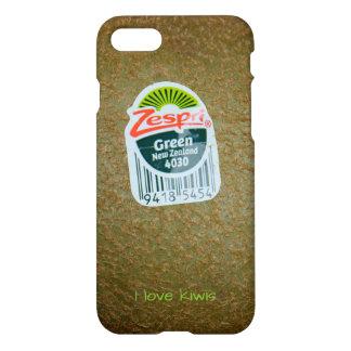 iphone case, I love kiwi, green, franc le Pair iPhone 8/7 Case
