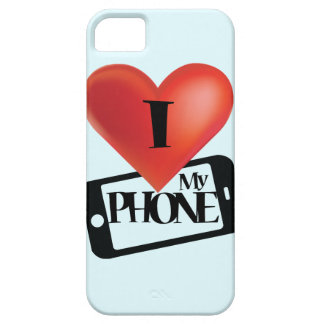 Iphone Case I love my Phone