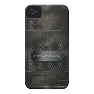 iPhone Case in Robotic Digital Camo
