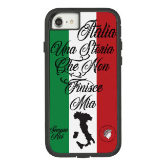 iphone case italy italia boot flag love