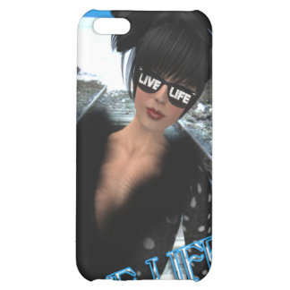 iPhone Case Live Life iPhone 5C Cover