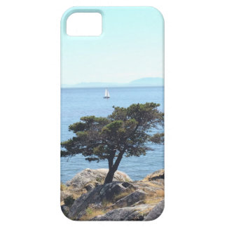iPhone Case: nature, ocean, tree Case For The iPhone 5