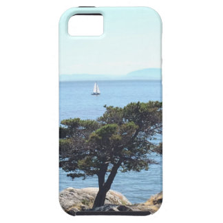 iPhone Case: nature, ocean, tree iPhone 5 Covers