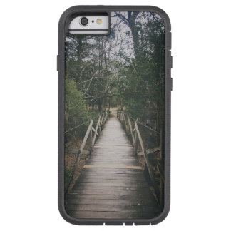 iPhone case Nature theme bridge