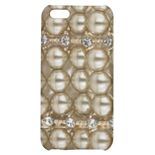 Iphone Case Pearls and Diamonds iPhone 5C Covers