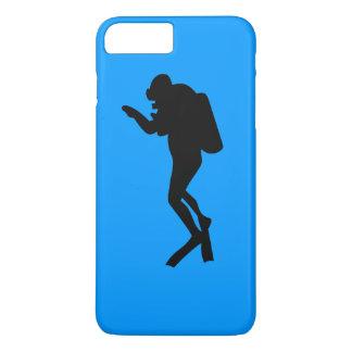 iPhone Case - Scuba Diver