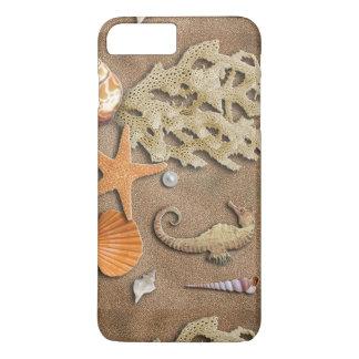 Iphone case sea shells.