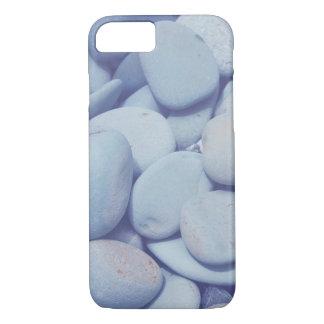 iPhone Case, Smooth Pebble Rock, Blue Rock Case-Mate iPhone Case