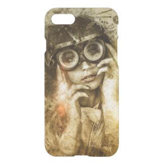 iPhone Case Steampunk Eyeglasses Vintage Victorian