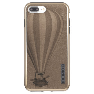 iPhone Case Steampunk Hot Air Balloon Victorian