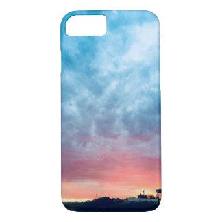Iphone Case Sunset Clouds
