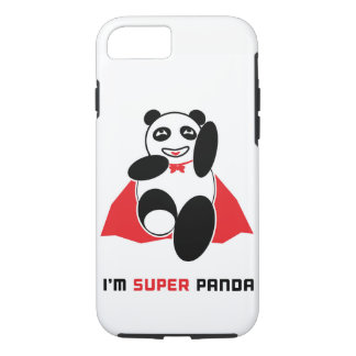 iPhone Case _ Super Panda