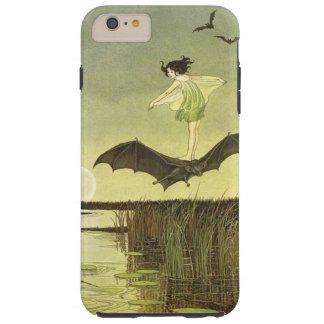 iPhone case The Witch's Sister illustration
