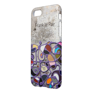 iPhone case, Urban garlic, art Frank le Pair iPhone 7 Case