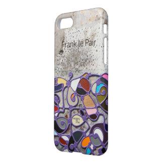iPhone case, Urban garlic, art Frank le Pair iPhone 8/7 Case