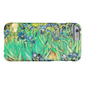 iphone case Vincent van Gogh Irises 1889 Blue Flow