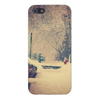 iPhone Case winter wonderland iPhone 5/5S Case