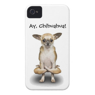 iPhone case with Chihuahua iPhone 4 Cover