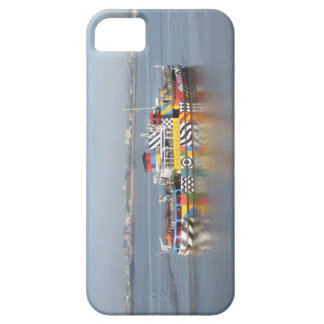 iphone Case With Colourful Mersey Ferry Picture