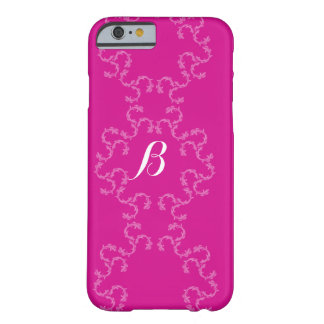 iphone case with floral hot pink