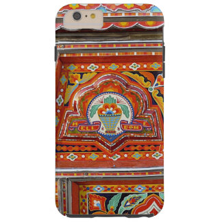 iPhone Case with Funky Truck Art