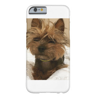 iPhone case with funny dog