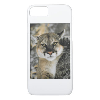 iPhone case with Mountain Lion
