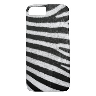 iPhone Case, Zebra texture iPhone 7 Case