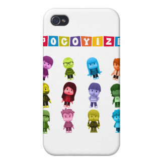 IPhone cover 4/4S pocoyize
