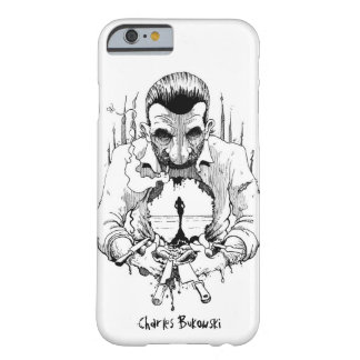 iPhone Cover - Charles Bukowski