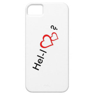 iphone cover hello 2 hearts