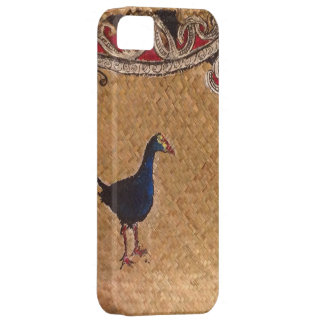 Iphone cover pukeko