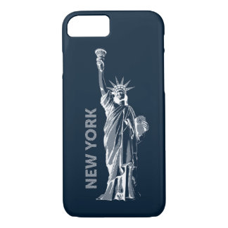 Iphone covering Liberty, Statue of Liberty the USA Case-Mate iPhone Case