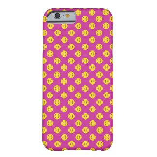 iPhone de balle de tennis 6 couleurs Coque iPhone 6 Barely There